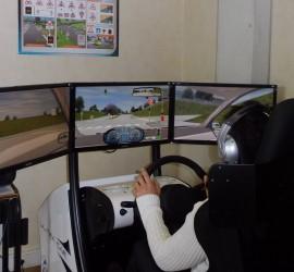 Auto-école Remond - Simulateur