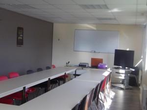 Remond auto-école Pringy - salle cours