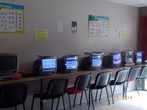 Remond auto-école Vieugy - salle cours