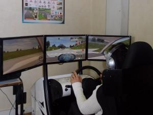 Remond auto-école - simulateur